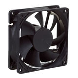 DC cooling fan Stock Image