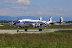 DC-6 Dakota de Breitling Imagem de Stock