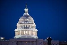DC de Washington de capitol des USA Images libres de droits
