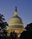 DC de Washington de capitol Photos stock
