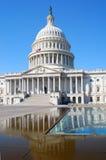 DC di Campidoglio Washington Fotografia Stock Libera da Diritti