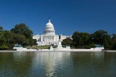 DC DI WASHINGTON, IL CAPITOL- IL 21 SETTEMBRE: Campidoglio Fotografie Stock Libere da Diritti