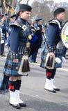 dc dnia świętego Patricka parady jest Waszyngton Zdjęcia Stock
