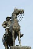dc dotaci s statua Ulysses Washington Obrazy Stock