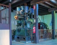 DC Generator in Toodyay Stock Image