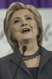 DC: Hillary Clinton czerni Women's agendy rocznika sympozjon Fotografia Royalty Free