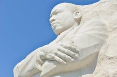 dc jr królewiątka luther oknówki pomnik Washington Fotografia Stock