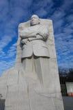 dc królewiątka luther oknówki pomnik Washington Obrazy Stock