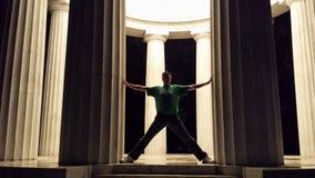 DC-Kriegs-Denkmal Stockfoto