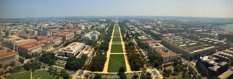 dc panorama Washington Obrazy Stock