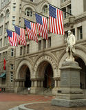 dc poczta biurowa stara Washington Obrazy Royalty Free