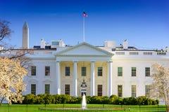 DC przy Białym domem Fotografia Stock