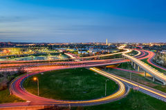 DC Skyline Royalty Free Stock Images