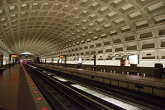 dc stacja metru Washington Obrazy Royalty Free