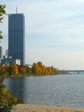 """DC Tower. The Danube, the """"Reichsbrücke"""" and the DC Tower Stock Photos"""