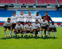 DC United MLS Team photo. Royalty Free Stock Photos