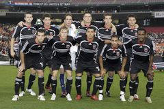 DC United v. Club America Stock Photo