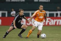 DC United v. Houston Dynamo 7-19-08 Stock Photo