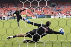 DC United v. Real Salt Lake Stock Photography