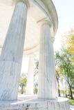 DC War Memorial Royalty Free Stock Image