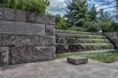 DC Waterfall Stock Photo