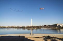dc zabytek Washington Fotografia Royalty Free