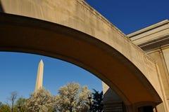 dc zabytek Washington Zdjęcie Royalty Free