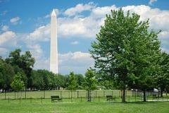 dc zabytek Washington Zdjęcia Royalty Free