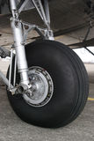 DC3 Landing Gear Royalty Free Stock Images