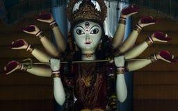 Dcoration d'idole de Durga Photographie stock