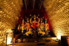 Dcoration de Durga Photographie stock libre de droits