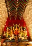 Dcoration de pandel de Durga Image libre de droits