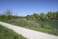 Dda rzeka Zdjęcia Royalty Free