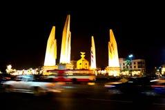 DDemocracy monument, bangkok, Thailand. Royalty Free Stock Image