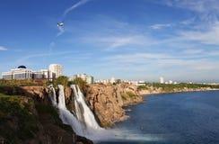 Düden Waterfall Royalty Free Stock Photo