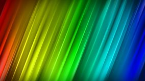 Ddiagonal colorful lines abstract 3D rendering royalty free illustration