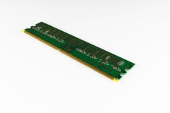 DDR2记忆别针 图库摄影