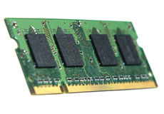 DDR 2 Memory Module  Royalty Free Stock Images
