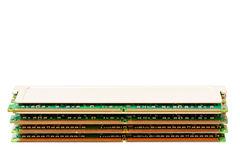 DDR I RAM Arkivbild
