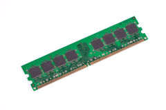 DDR memory Stock Photo
