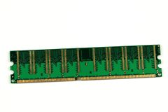 DDR memory module Stock Photography