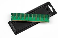 DDR memory module Stock Photo