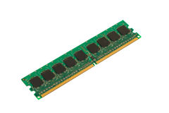 DDR Memory Module Royalty Free Stock Photos