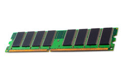 DDR memory module Stock Photos