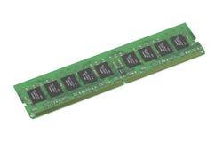 DDR4 memory module Royalty Free Stock Photos