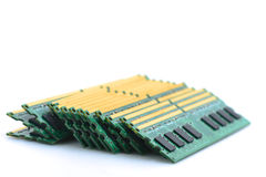 DDR Ram Royalty Free Stock Photos