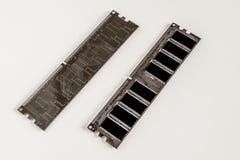 DDR RAM memory module Stock Photo