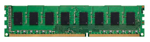 DDR3 SDRAM Royalty Free Stock Photography