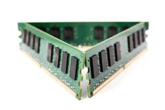 DDR2 Royalty Free Stock Photography