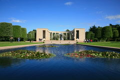DDWWII Memorial Royalty Free Stock Images
